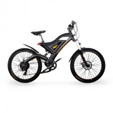 Электровелосипед 26 HoverBot XB-1 Black 500 W 36V