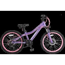 """Подростковый велосипед 22"""" Tech Team Elis """"11 (2021)"""
