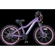 """Подростковый велосипед 24"""" Tech Team Elis (2021)"""