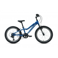 Детский велосипед FORWARD TWISTER 20 1.0 (2021)