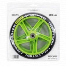 Набор колес для самоката 210 мм