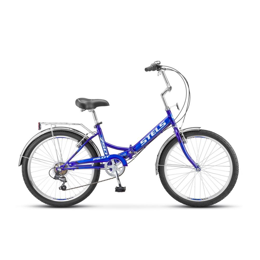 Складной велосипед Stels Pilot 750 (2021)