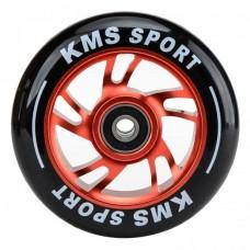 Колесо 100 мм KMS для трюковых самокатов цвет бензин