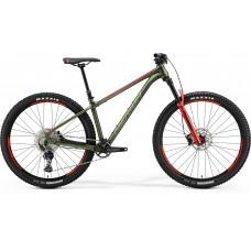 Горный велосипед  Merida BIG TRAIL 600 (2021)