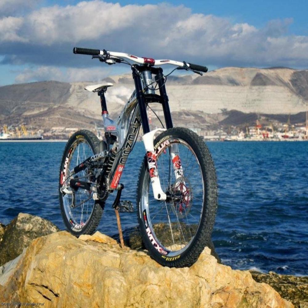 В чем кататься на горном велосипеде