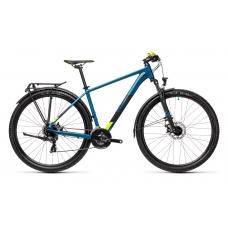 """Горный велосипед 29"""" CUBE 21 Aim Allroad"""