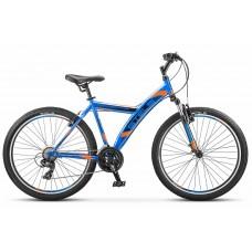 Горный велосипед Stels Navigator 550 черно- синий