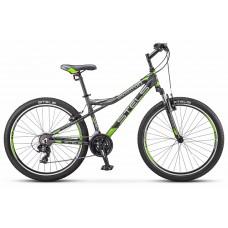 Горный велосипед Stels Navigator 510 темно- серый