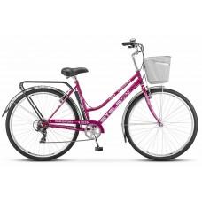 Дорожный велосипед Stels Navigator 355 Lady фиолетовый