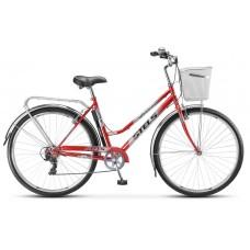 Дорожный велосипед Stels Navigator 355 Lady красный