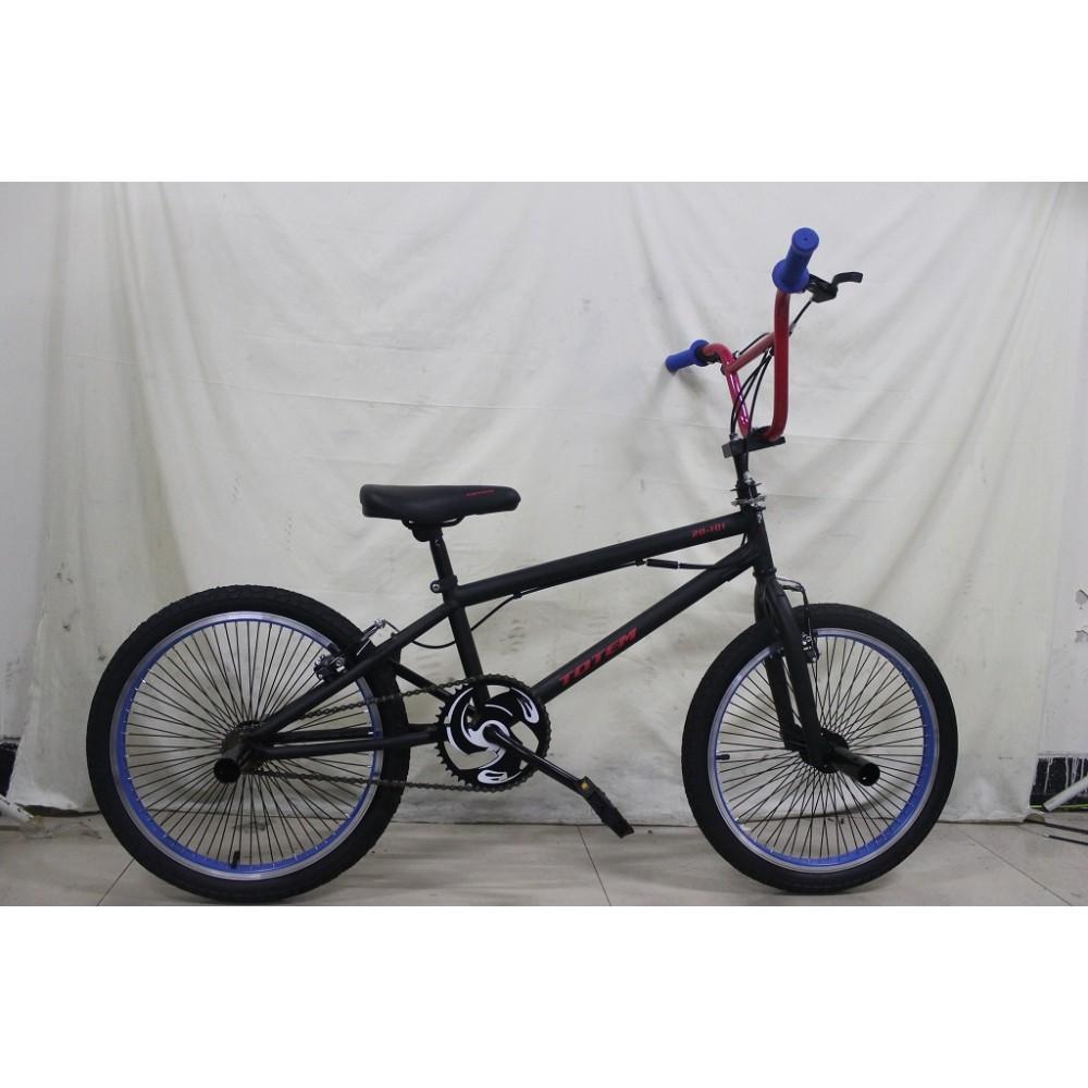Велосипед BMX ROLIZ 20 -101 черный