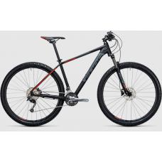 Горный велосипед CUBE AIM SL Black 'n' Flashred 18 (27.5)