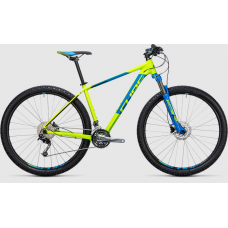 Горный велосипед CUBE AIM SL Kiwi 'n' Blue 18 (27.5)