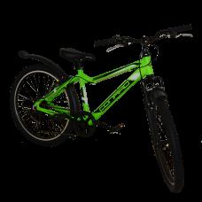 Подростковый велосипед 24 CONRAD EMDEN 1.0 VBR Matt/Green/Black  (2021)