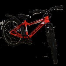Подростковый велосипед 24 CONRAD EMDEN 1.0 VBR Matt/Red/Black