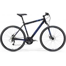 Дорожный велосипед Merida Crossway 40 D 46 см Black/red/gre