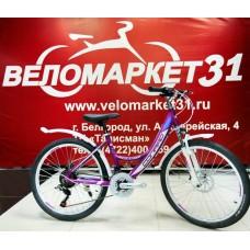 Подростковый велосипед 24 CONRAD RULA 2.0 MD 18 Matt Purple