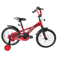 Детский велосипед Tech Team Quattro 20
