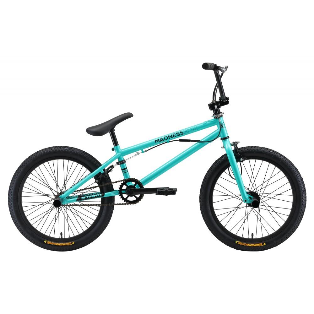 Экстремальный велосипед BMX Stark Madness  1