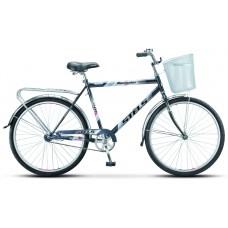 Дорожный велосипед Stels Navigator 210 Gent цв.Темно-зелен