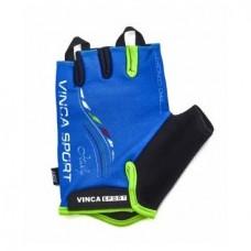 Перчатки VG934 гелевые ITALY синие