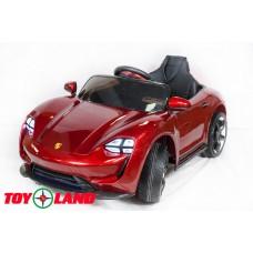 Porsche Sport QLS 8988 красный (краска)