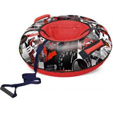 Тюбинг ТБ2К70 принт красный Экстрим ТБ2К-70