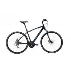 Дорожный велосипед Merida Crossway 20 D 46 см Blue/silver