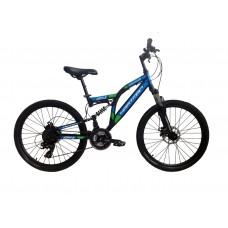 Подростковый велосипед Fantom 24 (DISK) 24