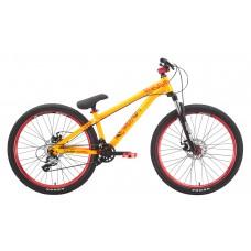 Экстремальный велосипед BMX Pusher 1