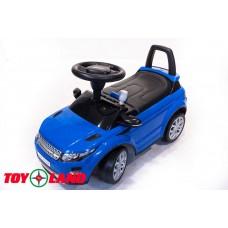 Range Rover Evoque синий