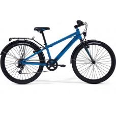 Подростковый велосипед J24 Merida Fox Blue/Dark Blue