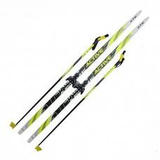 Комплект лыжный с кабельным креплением 140см