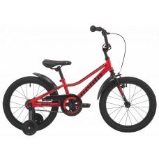 Велосипед 18 PRIDE FLASH черный