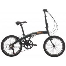 Дорожный велосипед Складной велосипед PRIDE Mini 6