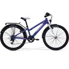 Подростковый велосипед J24 Merida Chica Matt Purple/Matt White