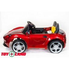 Porsche Sport mini BBH7188 красный (краска)