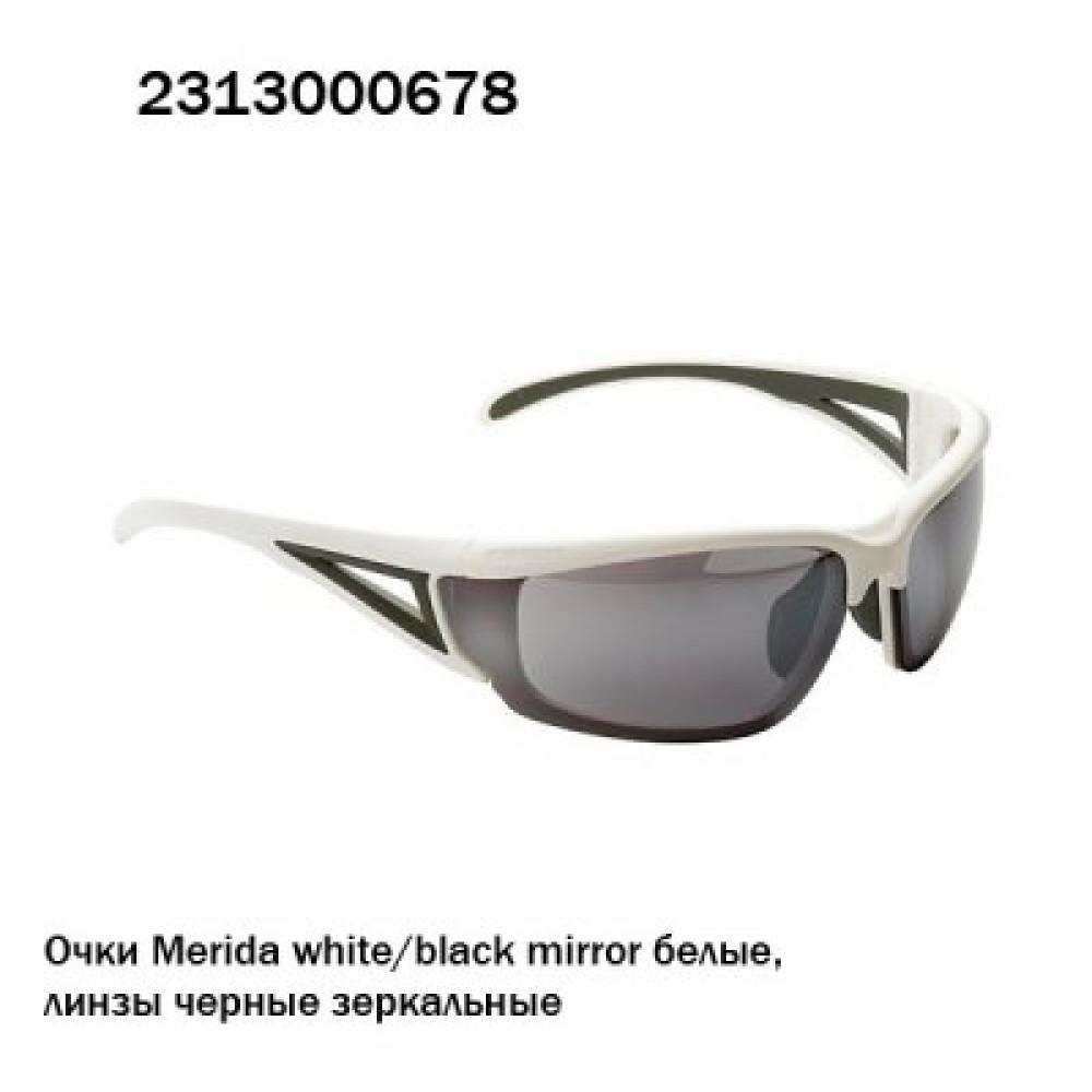 Очки Merida Shiny/white (678)