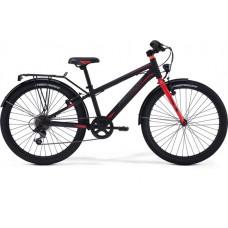 Подростковый велосипед J24 Merida Dino Matt Black/Red