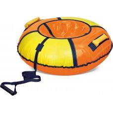Тюбинг ТБ1К950 оранжевый/желтый ТБ1К-95