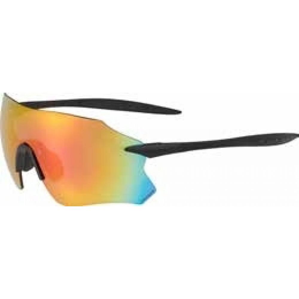 Очки солнцезащитные Merida Frameless 25.8 гр black/yellow